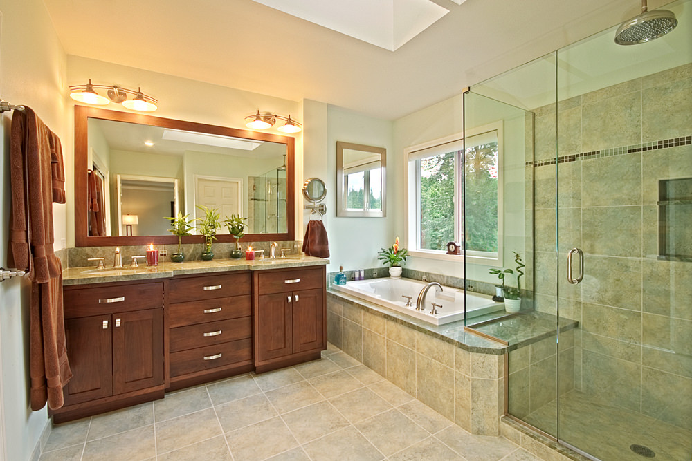 Bellevue Master Bathroom
