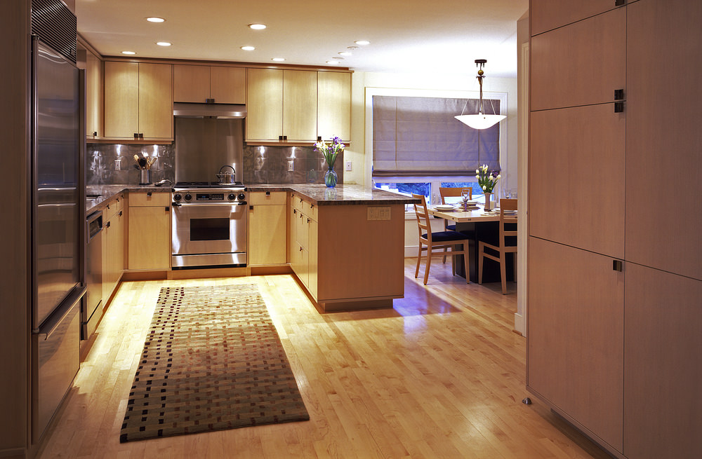 Bellevue Custom Contemporary Kitchen Remodel